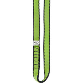 Climbing Technology Looper PA Sling 180cm green/black